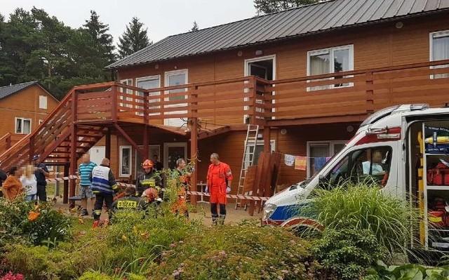 W lipcu 2017 roku w Międzyzdrojach zawalił się balkon z dziećmi. Oskarżony został konstruktor obiektu Zbigniew K.