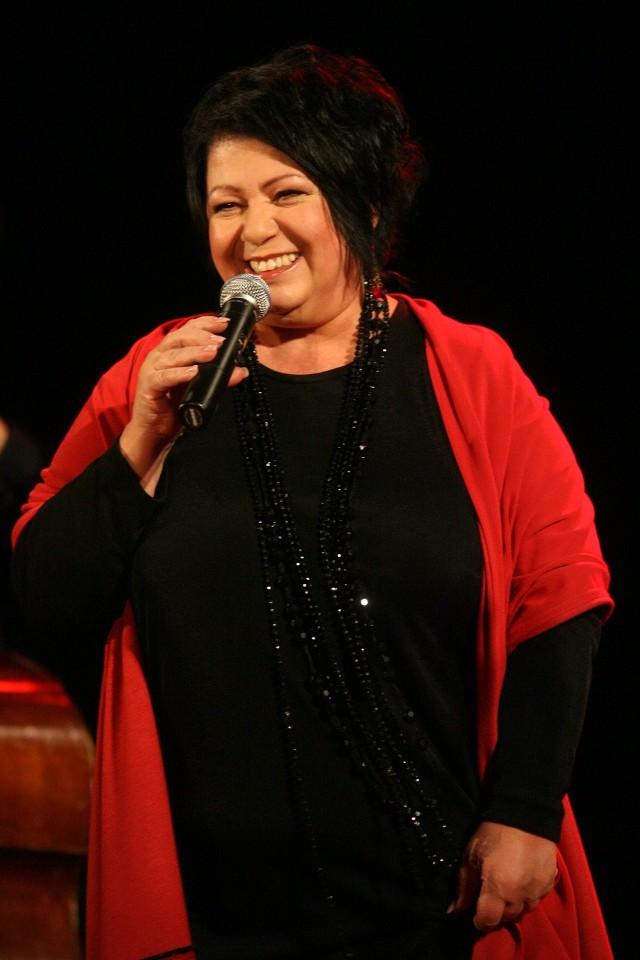 Ewa Bem zaśpiewa w bazylie oo. Dominikanów kolędy w jazzowym opracowaniu
