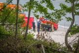 Z Bałtyku wyłowiono ciało młodego mężczyzny! 29.07.2021 r. Tragedia w Rozewiu. Policjanci apelują o rozwagę