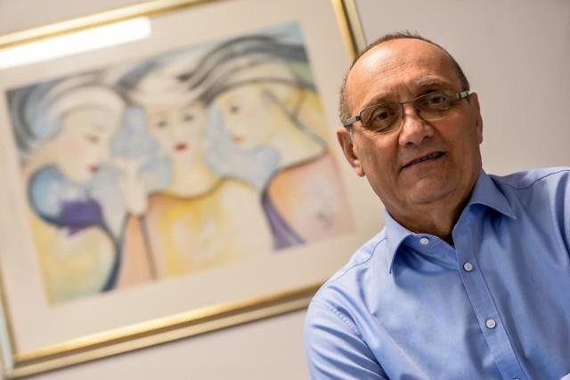 Profesor Jacek Jassem