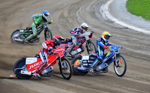 Żużlowcy Falubazu Zielona Góra zajęli trzecie miejsce w ćwierćfinałowym turnieju drużynowych mistrzostw Polski juniorów.