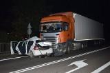Biała Podlaska: Wypadek na drodze krajowej  w miejscowości Rogoźnica