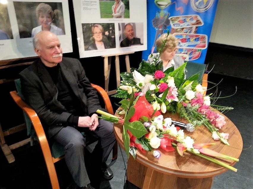 prof. Jacek Moll, czyli Honorowy Dziadek i prof. Jadwiga Moll - Honorowa Babcia