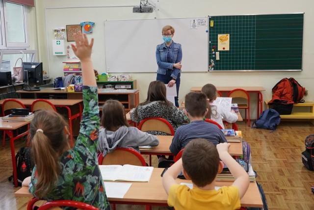 Rekrutacja do szkół podstawowych w Poznaniu 2021/2022. Złożono 4014 podań.