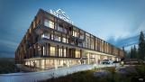 Krynica-Zdrój. Pięciogwiazdkowy Belmonte Hotel&Resort pnie się w górę. To pierwszy hotel o tak wysokim standardzie w uzdrowisku 23.04.2021