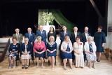 Jubileusz Złotych Godów obchodzili małżonkowie z terenu gmin Zawichost. Były medale, dyplomy i wspólne spotkanie w strażackiej strażnicy
