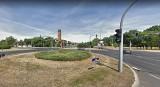 Potrącenie rowerzysty na rondzie Maczka. Facebookowicze szukają kierowcy