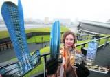 Wieża przy rondzie: Wieżowiec na działce po DOKP to najbardziej oczekiwany projekt dla Katowic