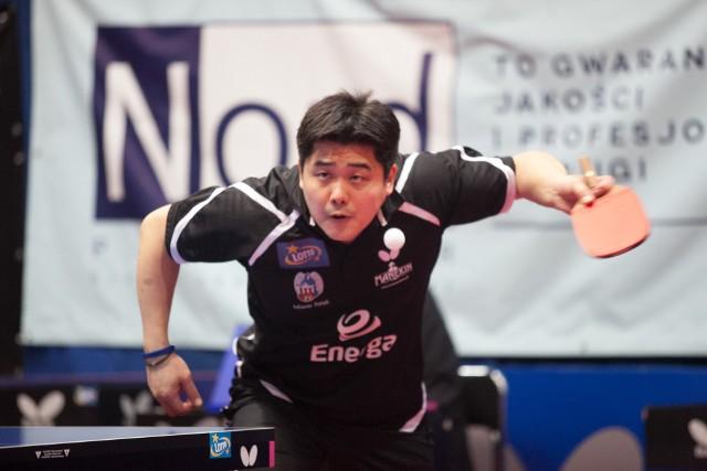 Cazuo Matsumoto jako jedyny przegrał pojedynek w Działdowie