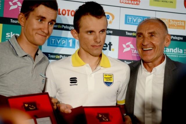 Czesław Lang: W Bukowinie uwierzyłem, że Majka wygra wyścig