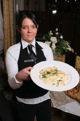 Na damską imprezę najlepsze są potrawy, które można przygotować szybko. Fot. D. Łukasik