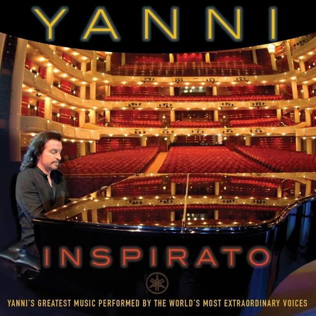 Nowa płyta Yanniego nosi tytuł Inspirato