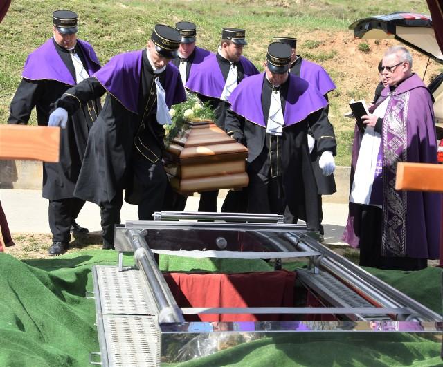 Tomasz Białczyk odszedł w wieku 69 lat. W sobotę 24 kwietnia odbyła się w Nakle uroczystość pogrzebowa