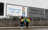 """""""Kochajcie mnie, mamo i tato"""""""" Billboardy wspierające nastolatków LGBT+ pojawią się w Poznaniu"""