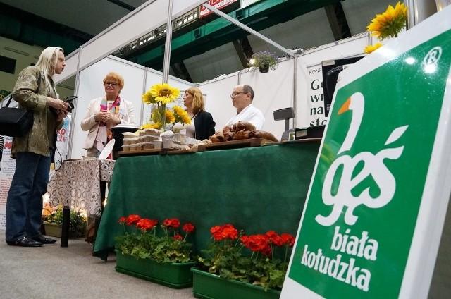 Rozpoczęła się Inowrocławska Wystawa GospodarczaStoisko Instytutu Zootechniki w Kołudzie Wielkiej promuje białą gęś kołudzką