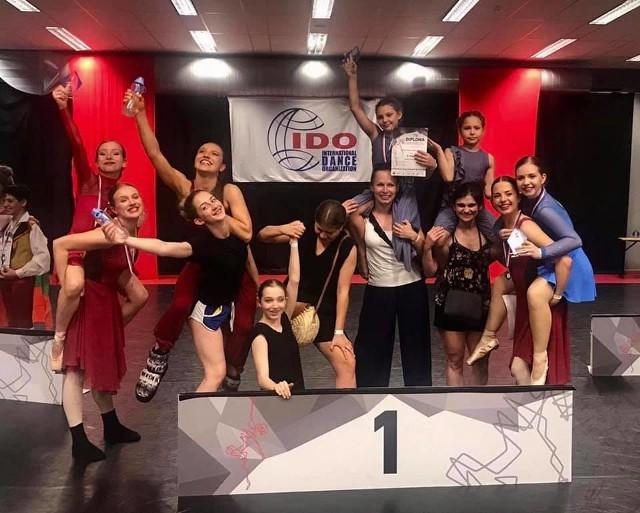 Akademia Tańca RAMADA z Opola Mistrzem Europy 2019
