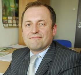 Arkadiusz Tkocz jest szefem OCRG przy którym ma powstać klub przedsiębiorczości. (fot. archiwum)
