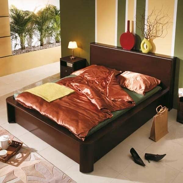Nowe łóżko Quattro wprawdzie w wersji bez zabudowanego wezgłowia dla bardziej wymagających klientów.