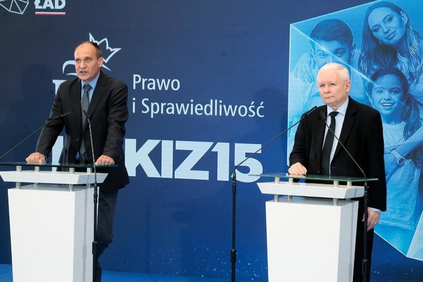 Ustawa antykorupcyjna w Sejmie. To efekt współpracy PiS z...