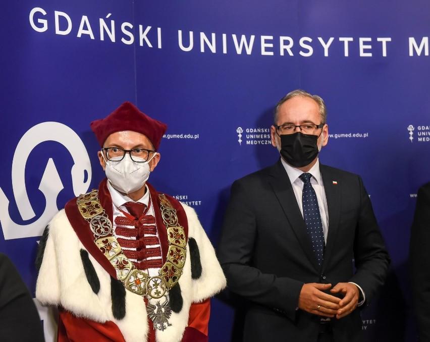 """Inauguracja roku akademickiego na GUMed pod hasłem """"powrotu..."""