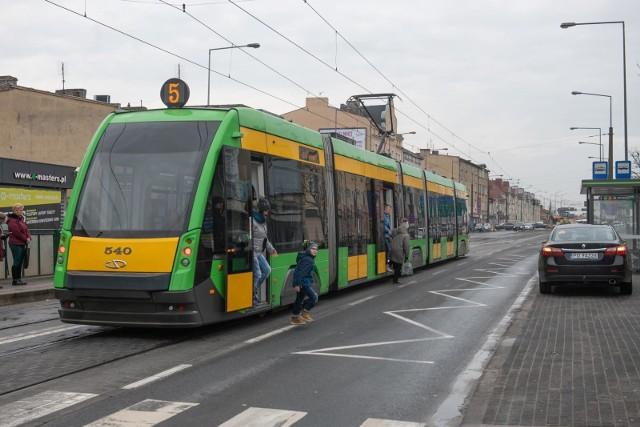 Od 23 marca tramwaje i autobusy będą jeździły jak w soboty