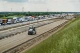 36 tysięcy kierowców dostało mandaty za przekroczenie prędkości na budowanej autostradzie A1