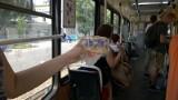 Do tramwaju lepiej z masłem nie wsiadaj... [zdjęcia]