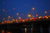 Noc Kupały w Poznaniu: Tysiące lampionów poleciało w niebo [ZDJĘCIA]