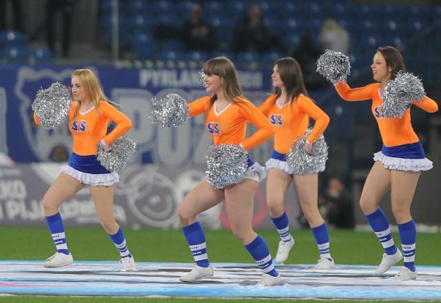 Na powrót Kolejorz Girls na Bułgarską kibice pewnie bardziej czekają niż na powrót piłkarzy...