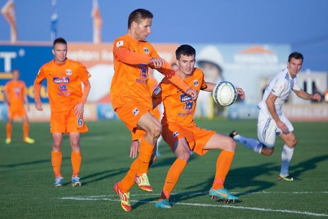 Termalica odniosła ważne zwycięstwo nad GKS Tychy