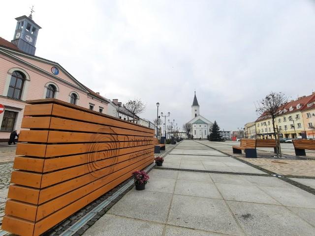 Plac Wolności w Dobrodzieniu, czyli dobrodzieński rynek