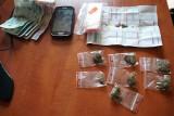 Zabrze: zatrzymany z narkotykami przed szkołą [ZDJĘCIA]