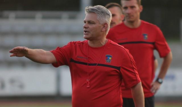 Dariusz Siekliński ma już spore doświadczenie trenerskie