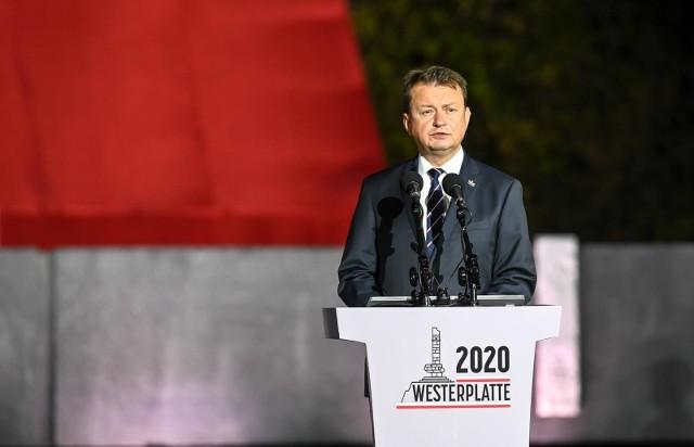 Polska być może wkrótce nabędzie tureckie drony bojowe Bayraktar TB2. Minister Obrony Narodowej Mariusz Błaszczak potwierdza