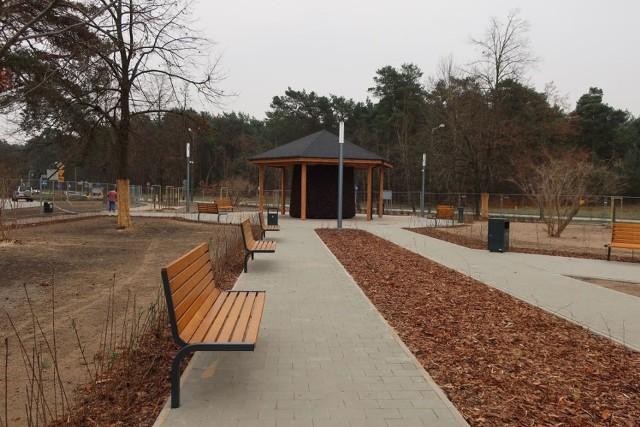 Zmodernizowany skwer w Kozienicach został doceniony w ogólnopolskim konkursie.