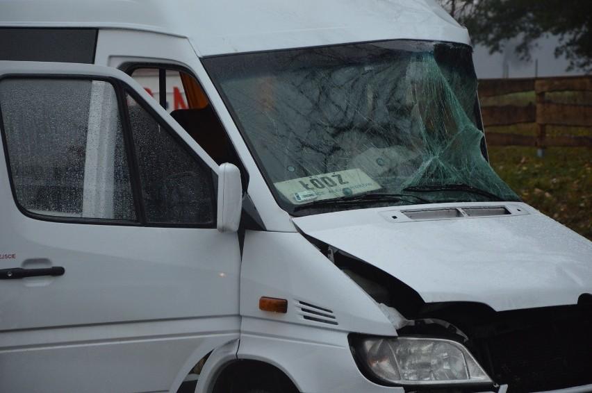 Jedna osoba zginęła w wypadku, do którego doszło w...