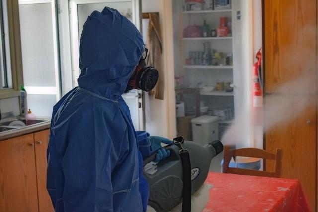 Ponad 1,3 tys. osób obecnie walczy z koronawirusem w woj. lubelskim