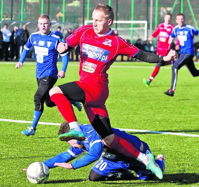 Jako pierwsi na boisko wyjdą piłkarze Podbeskidzia Bielsko-Biała. Czy meczem z Widzewem G órale rozpoczną marsz do utrzymania?