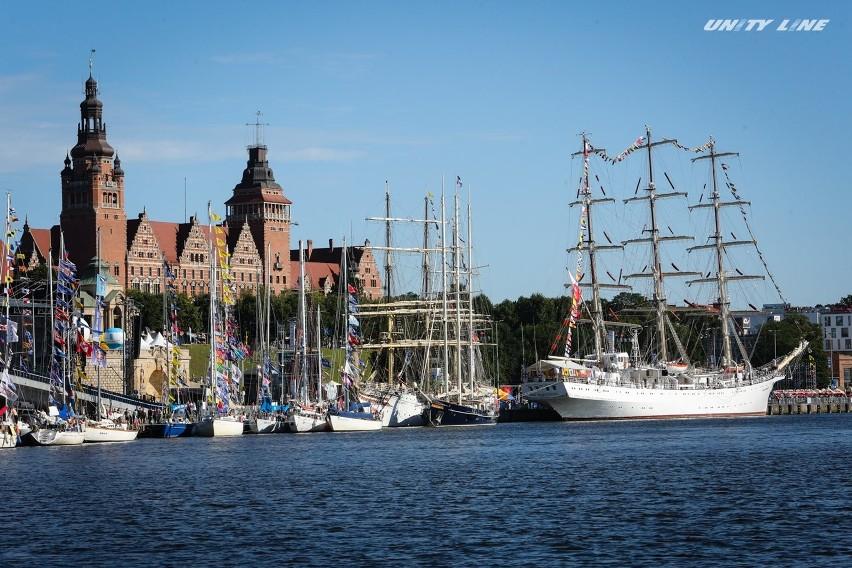 The Tall Ships Races 2017: Szczecin widziany z wody jeszcze piękniejszy! [ZDJĘCIA]