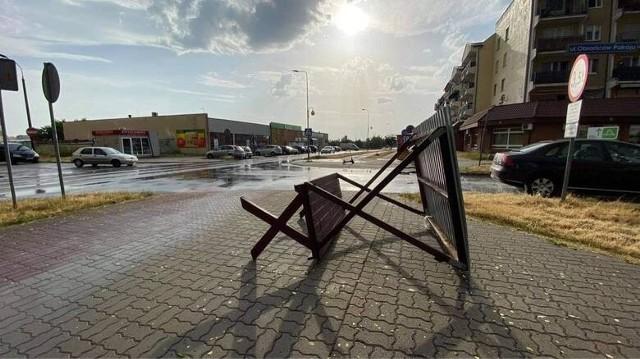 Przez Lubuskie mogą przejść burze z gradem. Możliwy silny, porywisty wiatr.