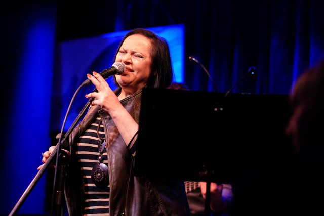 We wtorek wieczorem w klubie Blue Note słuchaliśmy Grażyny Łobszewskiej.