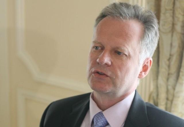Prezes Asseco Poland, Adam Góral.  Fot. K. Łokaj