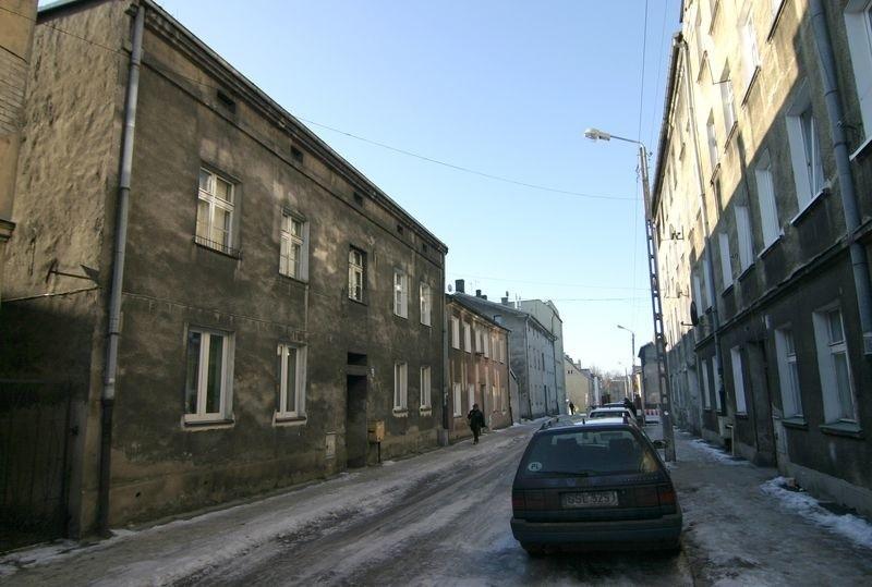 Ulica Długosza, zdaniem jej mieszkańców, nie należy do bezpiecznych.