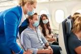 """Diamentowa nagroda """"Bezpieczeństwo Zdrowia""""  pasażerów od APEX dla linii lotniczych KLM"""