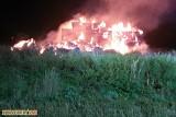 Kolejne podpalenie w gminie Wołczyn. Trzeba złapać tego podpalacza [zdjęcia]