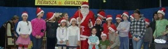Mikołaj w tym roku przyszedł do dzieci w Myszyńcu