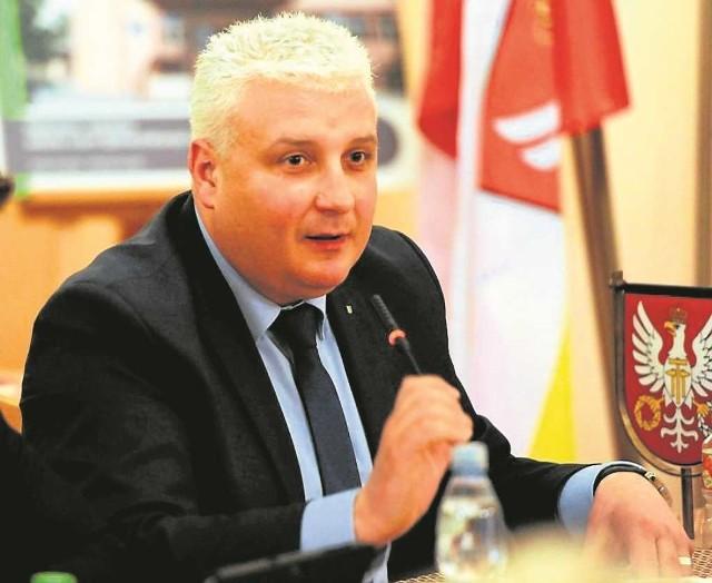 Wielicki starosta Jacek Juszkiewicz