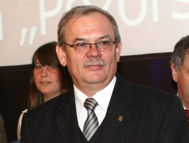 Burmistrz Marek Jankowski