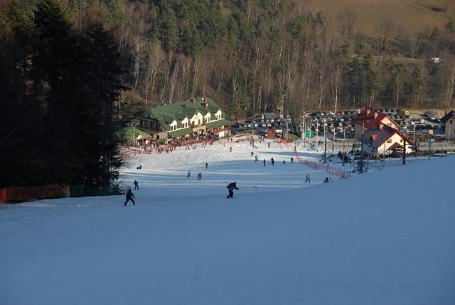 Laskowa Ski - Kamionna - sprawdź pogodę i warunki