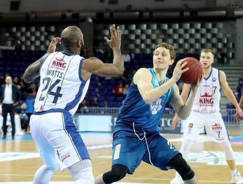 Bartosz Diduszko rzucił 9 punktów